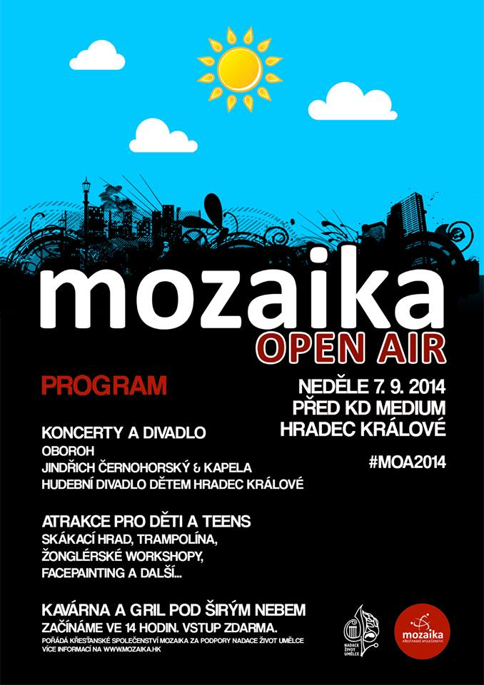 Open air Mozaika HK